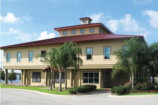 Lake Charles Visitor Center, Lake Charles, United States