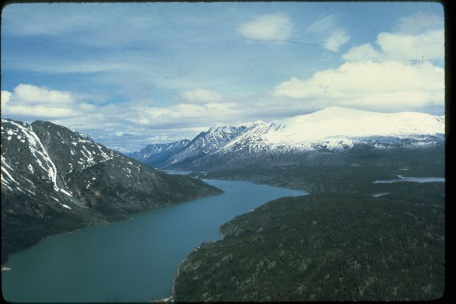 Lake Chelan National Recreation Area, North Cascades National Park, United States