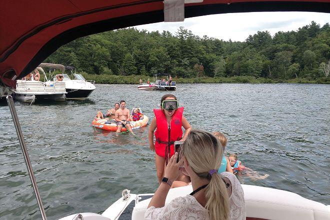 Lake George Island Boat Tours, Lake George, United States