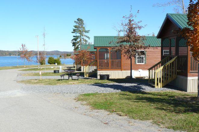 Lake Guntersville State Park Cabins by RRM, Guntersville, United States