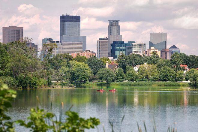 Lake of the Isles, Minneapolis, United States