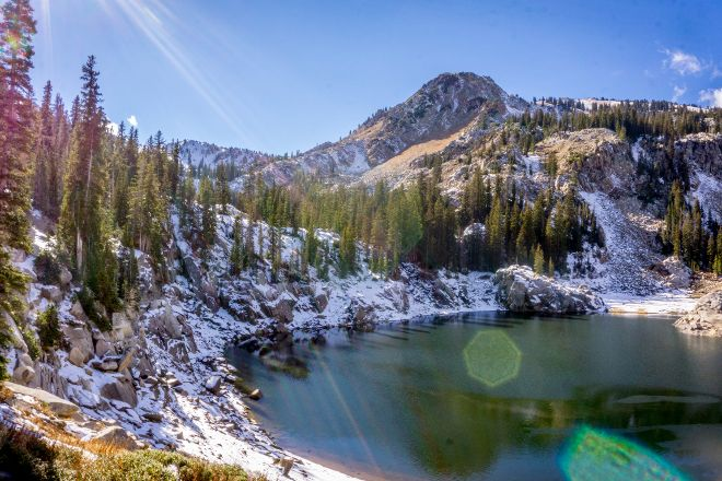 Lake Twenty Two Trail, Granite Falls, United States