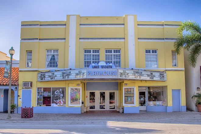 Lake Worth Playhouse, Lake Worth, United States