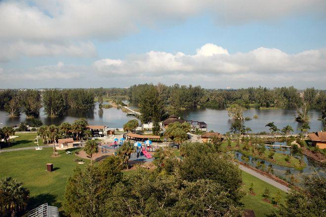 Lakes Regional Park, Fort Myers, United States