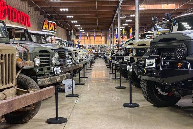 Land Cruiser Heritage Museum, Salt Lake City, United States