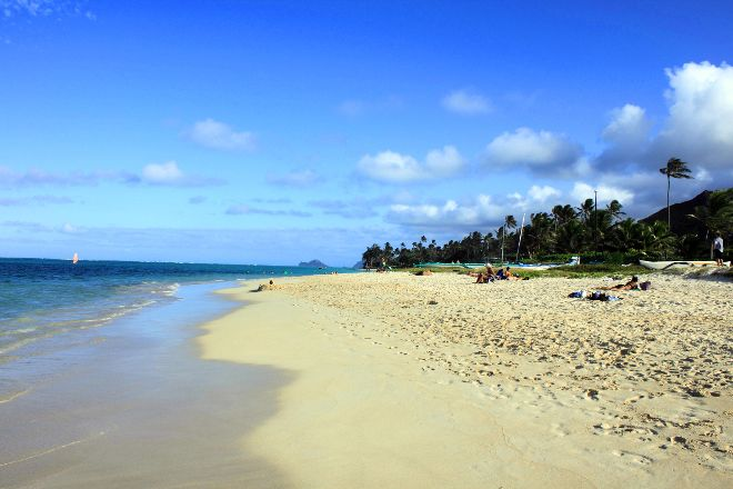 Lanikai Beach, Kailua, United States