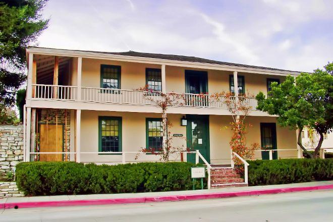 Larkin House, Monterey, United States