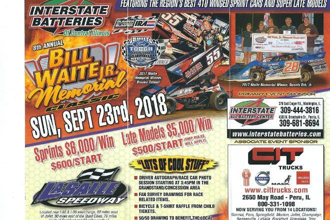 LaSalle Speedway, LaSalle, United States