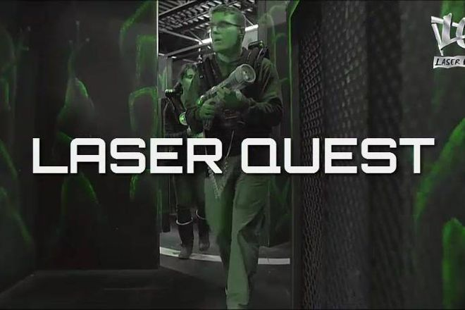 Laser Quest Potomac Mills, Woodbridge, United States
