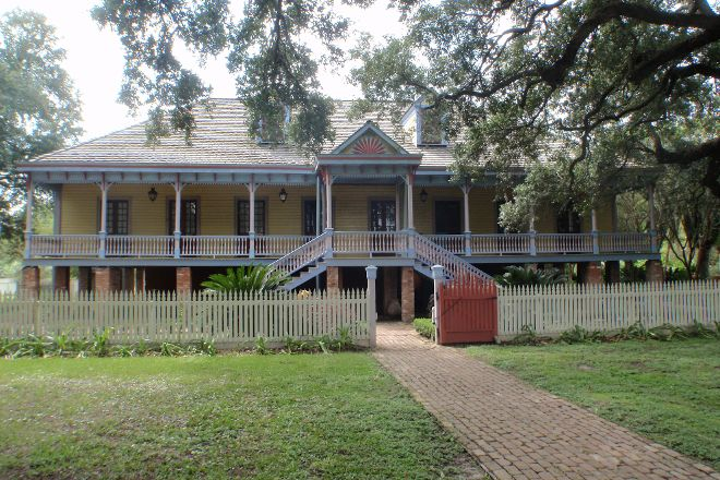 Laura: Louisiana's Creole Heritage Site, Vacherie, United States