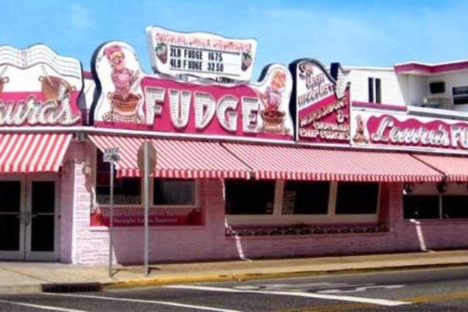 Laura's Fudge Shop, Wildwood, United States