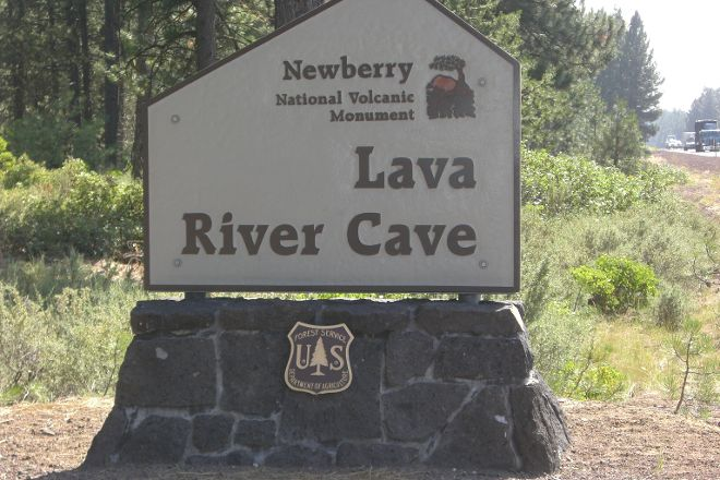 Lava River Cave, Bend, United States