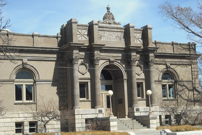 Lawrence Public Library, Lawrence, United States