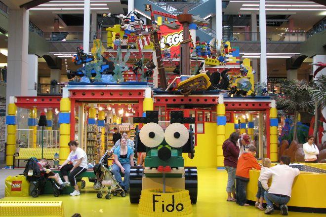 Lego Imagination Center, Bloomington, United States