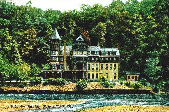 Lehigh Gorge State Park, Pennsylvania, United States