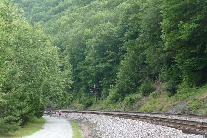 Lehigh Gorge Trail, Pennsylvania, United States