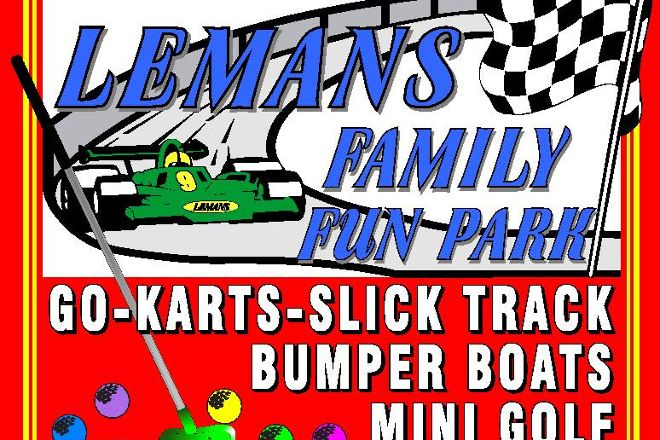 Lemans Fun Park, Lake Ozark, United States