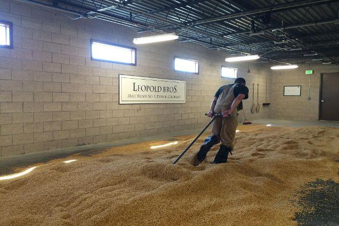 Leopold Bros. Distillery, Denver, United States