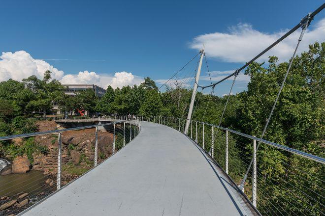 Liberty Bridge, Greenville, United States