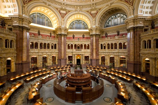 Library of Congress, Washington DC, United States