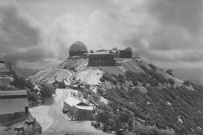Lick Observatory, Mount Hamilton, United States