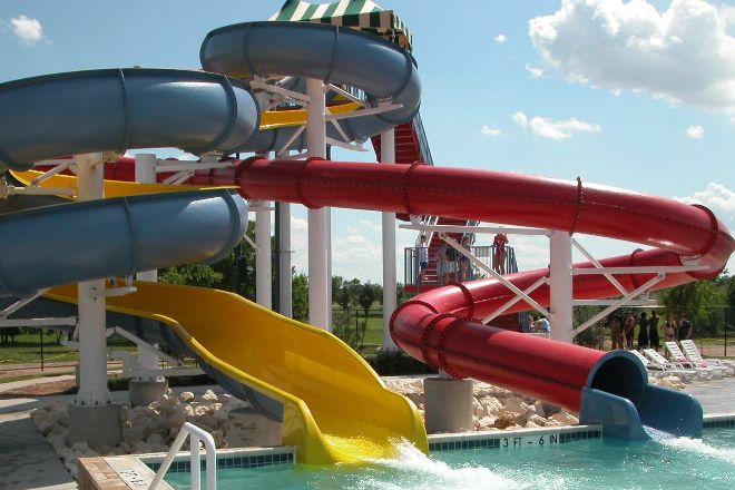 Lions Junction Family Water Park, Temple, United States