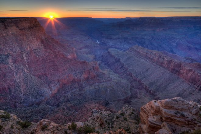 Lipan Point, Grand Canyon National Park, United States