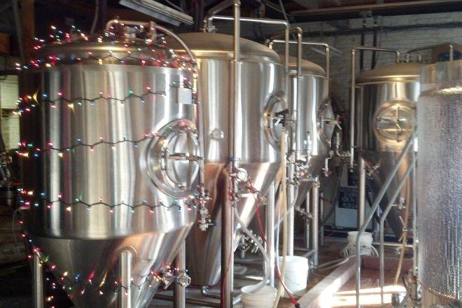 Liquid Hero Brewery, York, United States