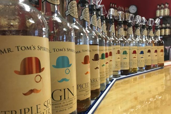 List Distillery, Fort Myers, United States