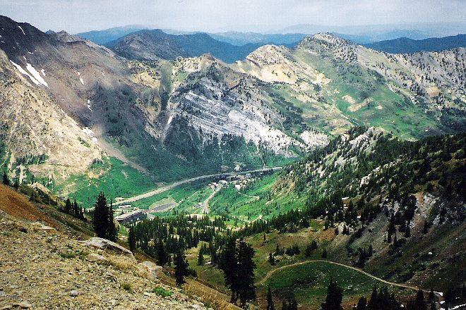 Little Cottonwood Canyon, Utah, United States