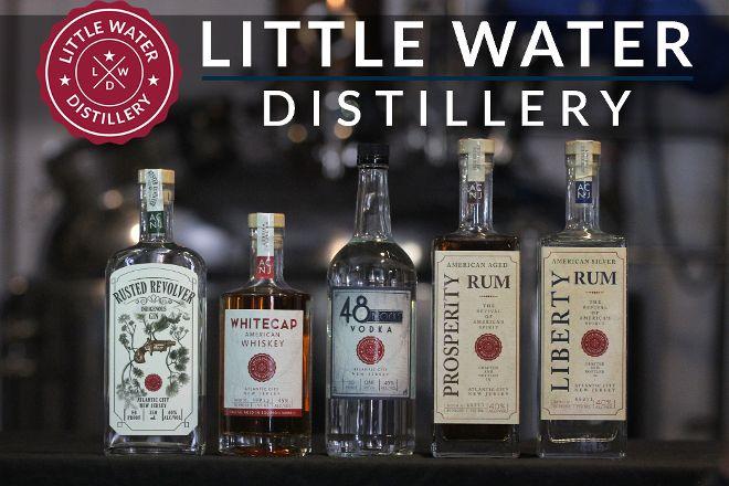 Little Water Distillery, Atlantic City, United States
