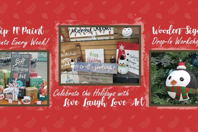 Live Laugh Love Art, Tigard, United States
