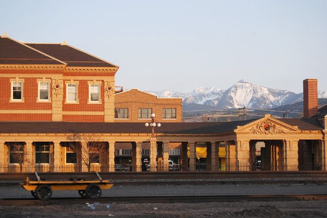 Livingston Depot Center, Livingston, United States