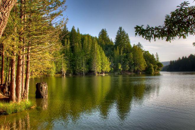 Loch Lomond Recreation Area, Felton, United States