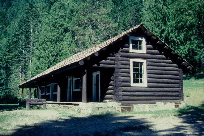Lochsa Historical Ranger Station, Lowell, United States