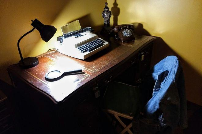 Locked 460 Escape Rooms, Grand Rapids, United States