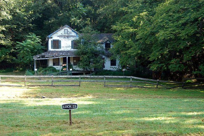 Lockhouse 22 - C&O Canal Trust, Potomac, United States