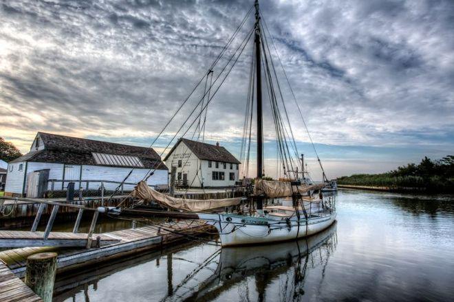 Long Island Maritime Museum, West Sayville, United States
