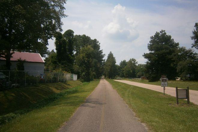 Longleaf Trace, Hattiesburg, United States
