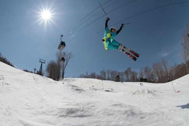 Loon Mountain Resort, Lincoln, United States
