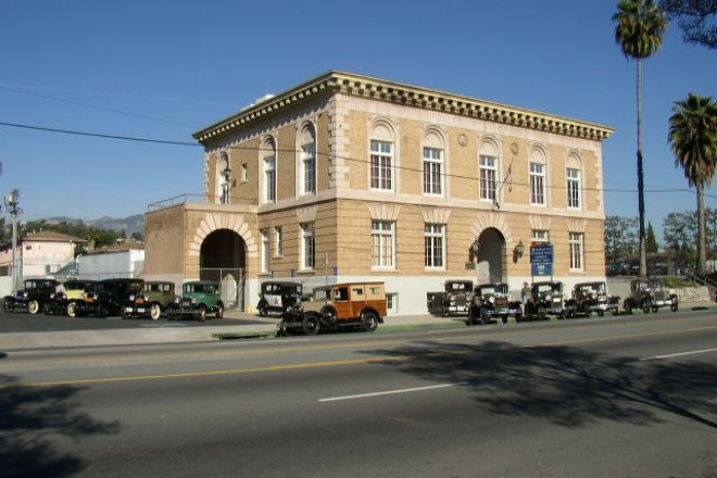 Los Angeles Police Museum, Los Angeles, United States