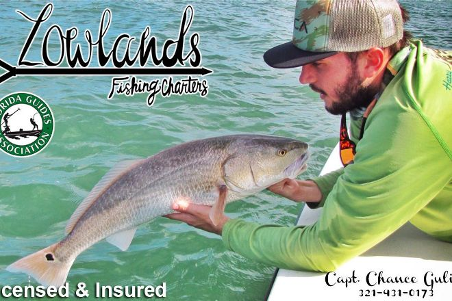 Lowlands Fishing Charters, Melbourne, United States