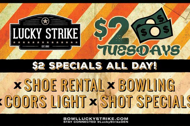 Lucky Strike Denver, Denver, United States