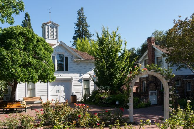 Luther Burbank Home and Gardens, Santa Rosa, United States