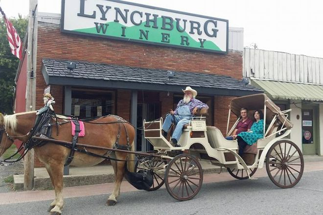 Lynchburg Winery, Lynchburg, United States