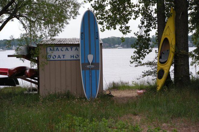 Macatawa Boat House, Holland, United States