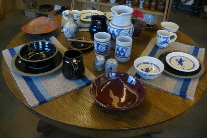 Made in Jerome Pottery, Jerome, United States