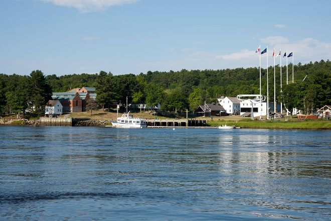 Maine Maritime Museum, Bath, United States