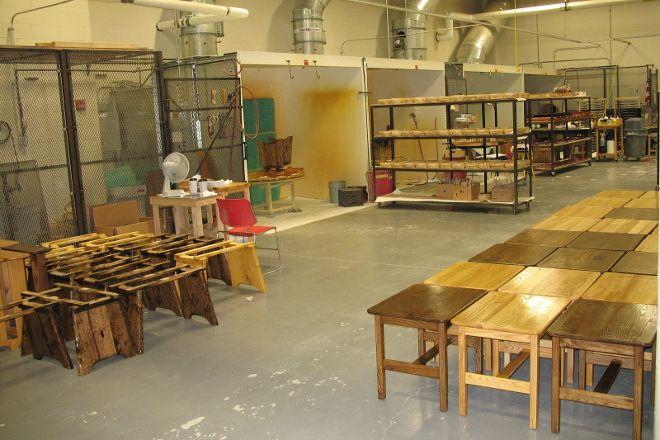 Maine State Prison Store, Thomaston, United States