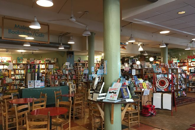 Malaprop's Bookstore / Cafe, Asheville, United States
